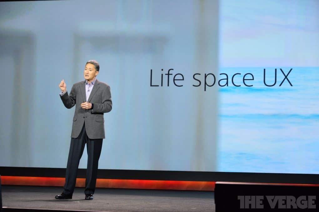 Sonys neuer Life Space UX 4K Beamer
