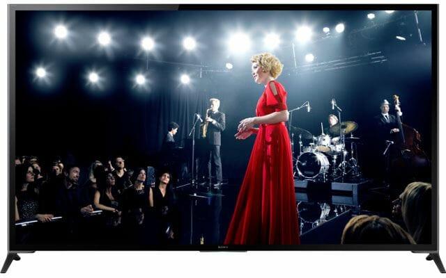 Sony X95 4K Fernseher mit HDMI 2.0