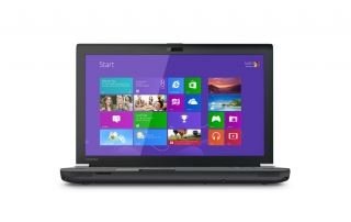 Toshiba W50 Ultra HD Notebook Front