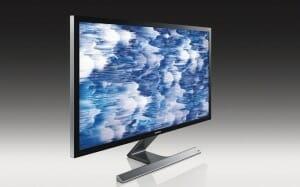 Der stylische Ultra HD Monitor von Samsung UD590