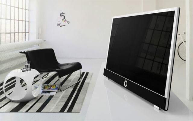 New Loewe Curved UHD TV