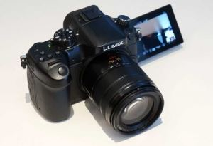 Panasonic DMC-GH4 Kamera mit 4K Videofunktion