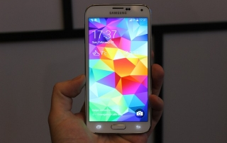 Samsung Galaxy S5 Fron Leak