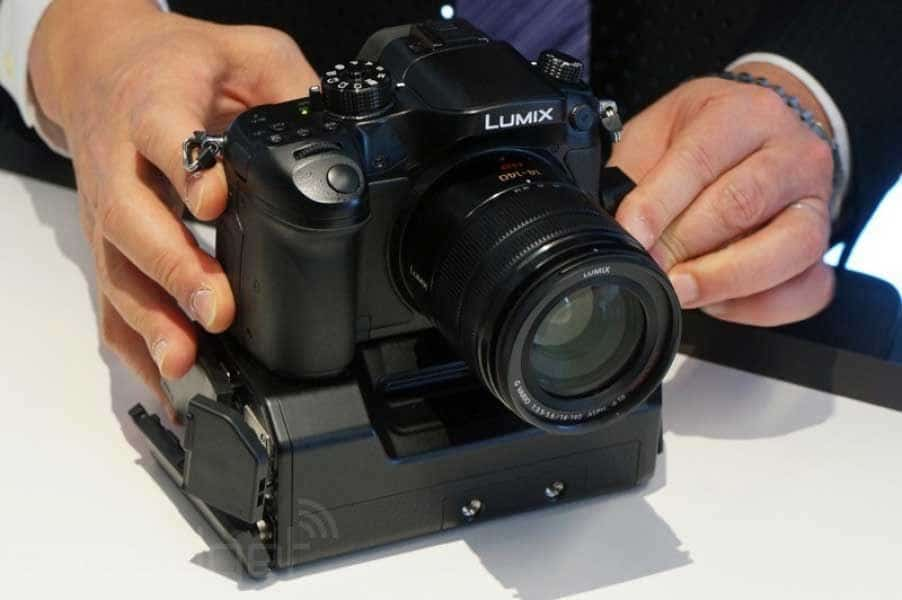 Videointerface DMW-YAGH mit Panasonic Lumix DMC-GH4