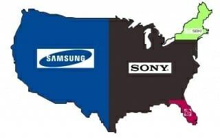 Samsung hält 50.4 Prozent am Gesamten Ultra-HD Markt in den USA