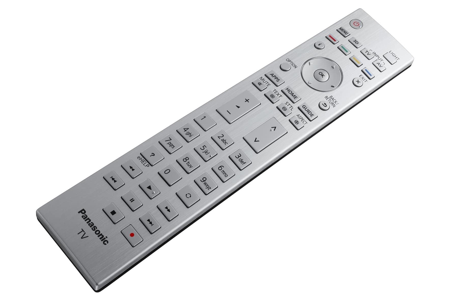 panasonic axw804 serie 4k tv mit hdmi 2 0 hevc displayport. Black Bedroom Furniture Sets. Home Design Ideas