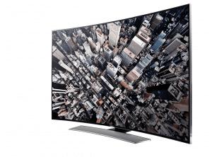 HU8590 curved Ultra HD Fernseher