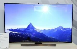 Samsung HU8590 Ultra HD Fernseher
