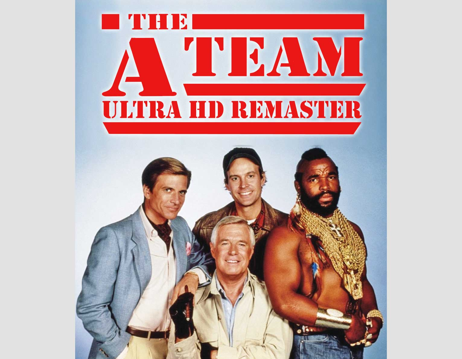A-Team Ultra HD Remaster