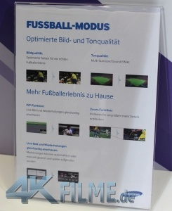 Football Modus Samsung