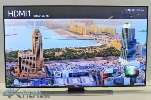 HU7590 flat Ultra HD TV