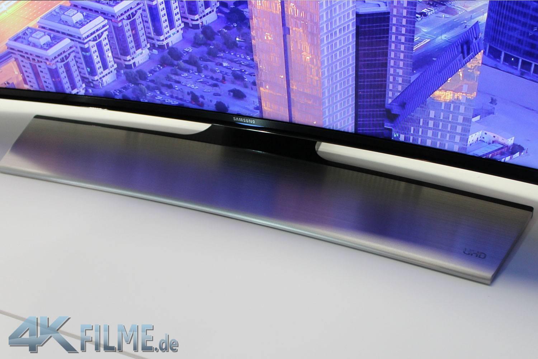 S9 4K Fernseher mit 110 Zoll