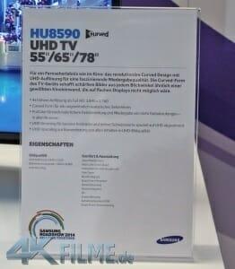 Technische Details HU8590