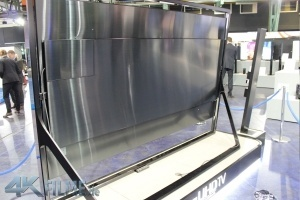 S9 4K TV Rückseite