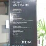 S9 4K TV technische Details