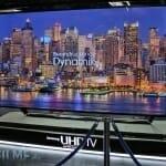 Samsung S9 Timeless mit 110 Zoll für 150.000 Euro