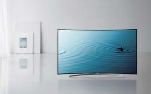 Samsung H8090 Full HD curved Fernseher