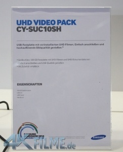 Details UHD Video Pack CY-SUC10SH