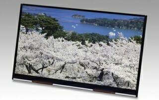 10.1 Zoll LCD 4K Display für Tablets