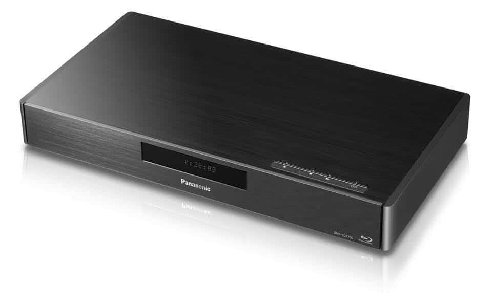 Panasonic DMP-BDT700 Blu Ray Player mit HDMI 2.0 und 4K 60p Wiedergabe