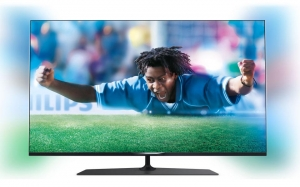 Philips 7809 4K TV mit Ambilight