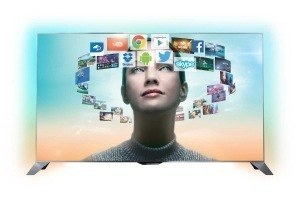 Philips 8800 Android 4K TV