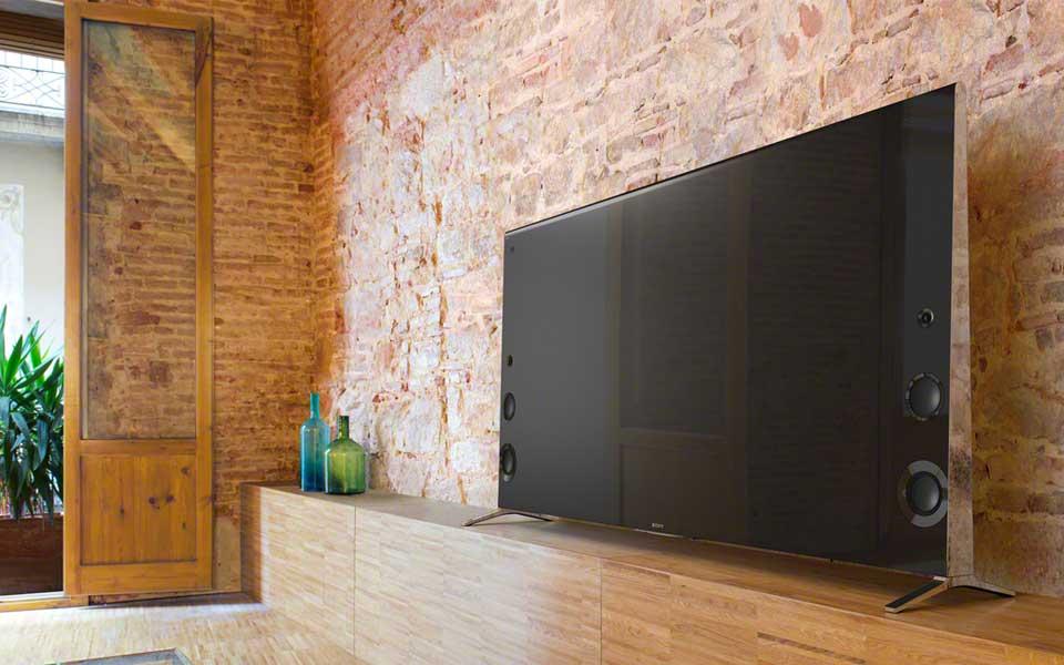 sony x9000b neue 4k fernseher mit 55 und 65 zoll ab jetzt vorbestellbar 4k filme. Black Bedroom Furniture Sets. Home Design Ideas
