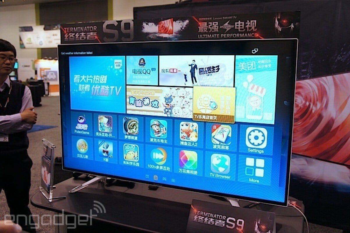 Terminator S9 4K Fernseher von Lenovo