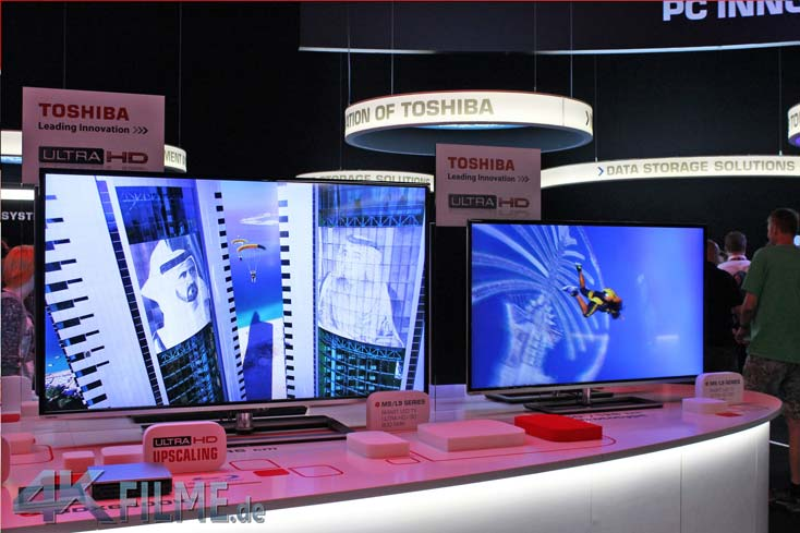 toshiba bis zu 100 rabatt auf ultra hd fernseher der m9 serie. Black Bedroom Furniture Sets. Home Design Ideas