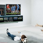 Fussball Mode von Samsung