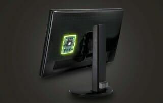 Asus stellt einen 4K Monitor für Gamer mit G-SYNC vor