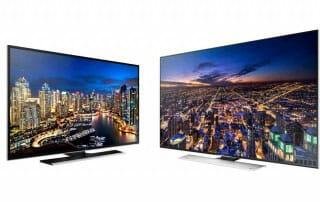 Samsung HU6900 und HU7590 Serie ab jetzt vorbestellbar