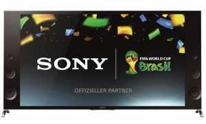 Sony ist offizieller Partner der WM 2014