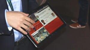 Samsung 12-Zoll-4k-Tablet-Prototyp