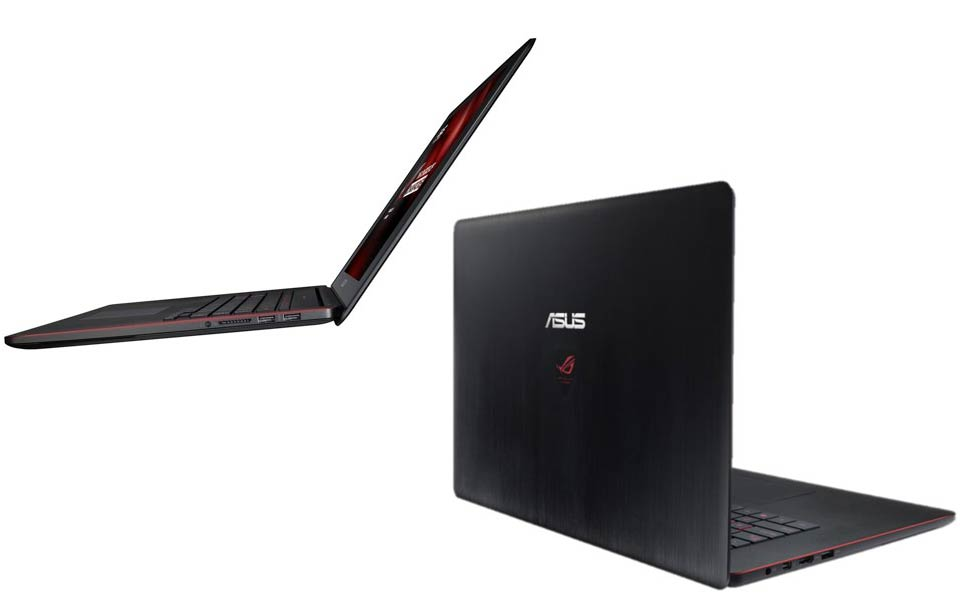 Asus GX500 5K Gaming-Laptop