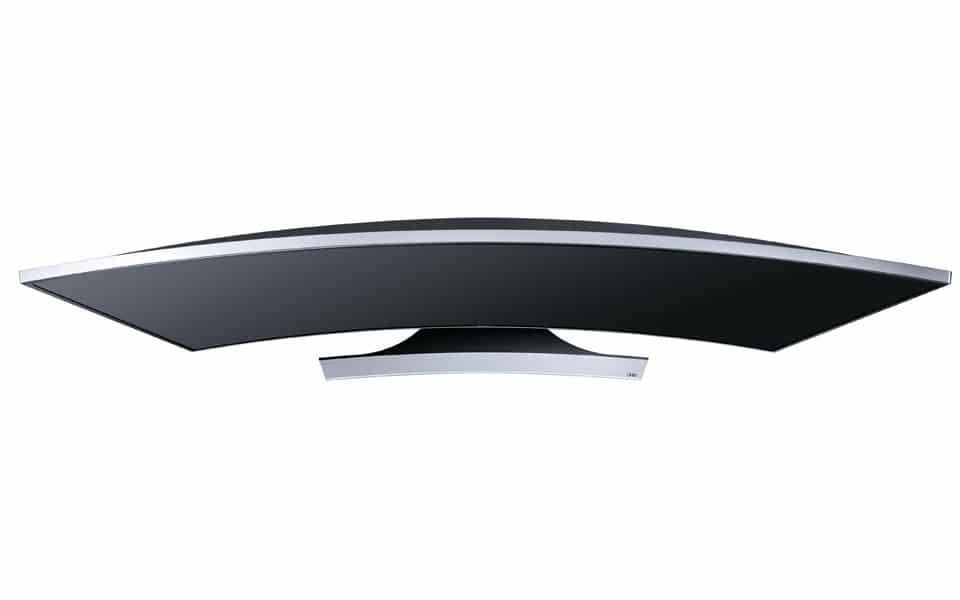 HU8290 curved 4K Fernseher