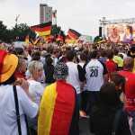 Public Viewing Weltmeisterschaft