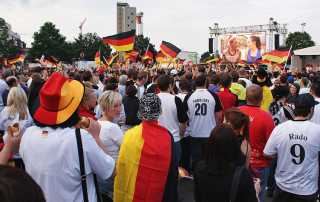Public Viewing Weltmeisterschaft