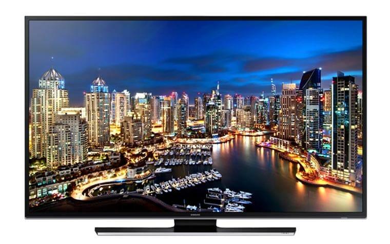 Samsung HU6950 flat 4K TV