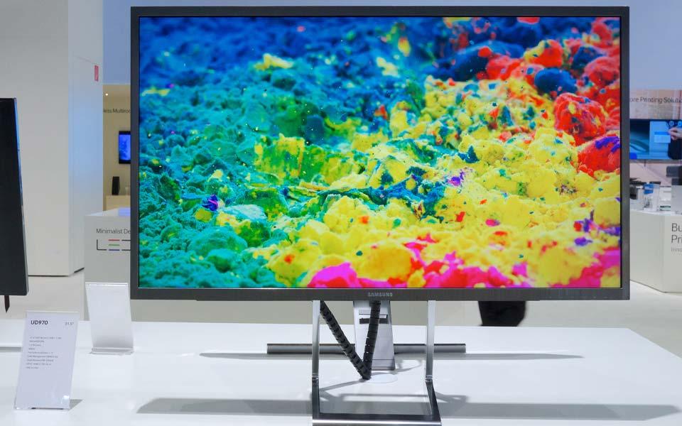 Samsung UD970 4K Monitor