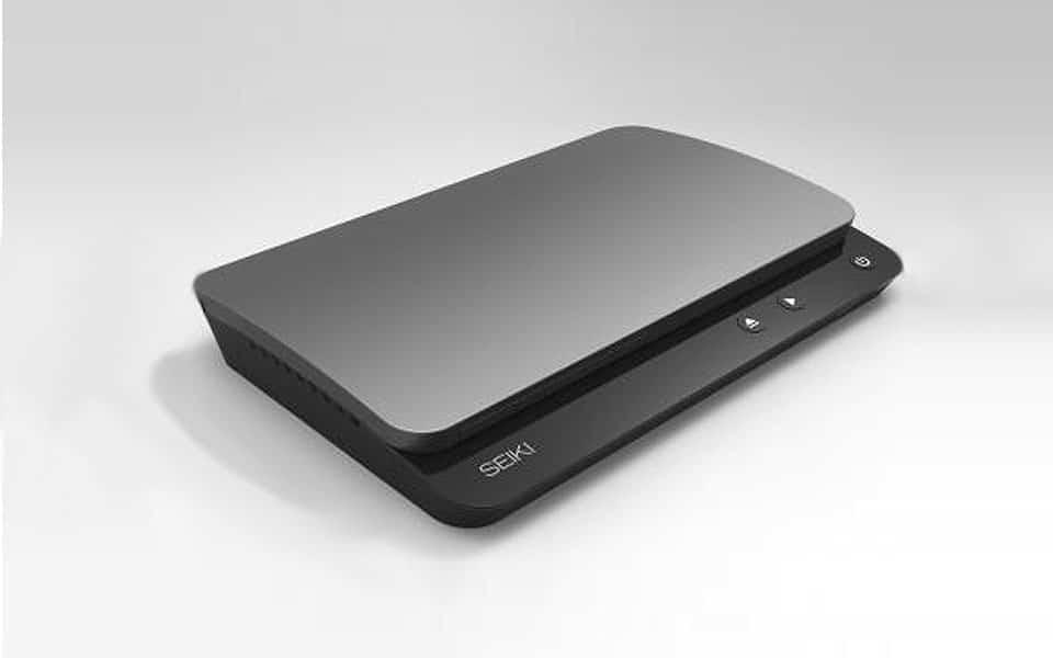 Seiki U Vision Blu Ray Player mit 4K Upscaling