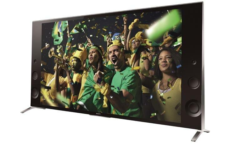 Die WM-Highlights in 4K Auflösung auf Sony's Ultra HD Fernseher