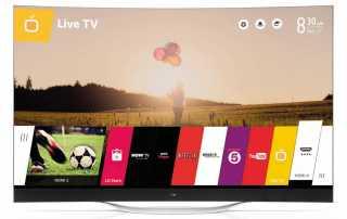 LG 77EC980V 4K OLED Fernseher