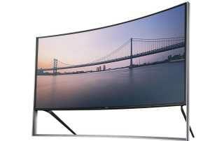 UE105S9W 105 Zoll Ultra HD Fenseher von Samsung