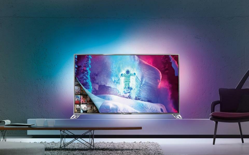 Philips 65PUS9808 4K Fernseher