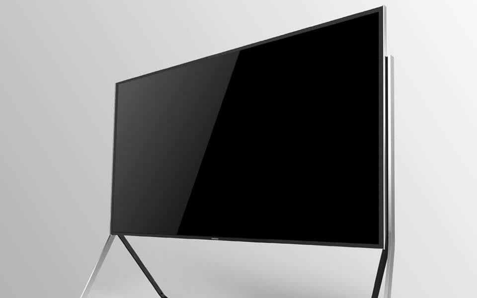 Samsung UN78S9B biegsamer 4K Fernseher