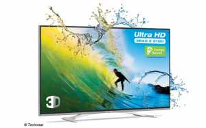 Technisat TechniTwin Isio UHD 4K Fernseher