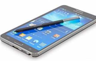 Samsung Galaxy Note 5 mit Ultra HD Super AMOLED Display?