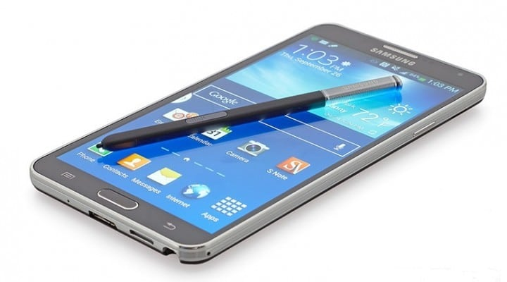 Samsung Galaxy Note 5 mit Ultra HD Super AMOLED Display?