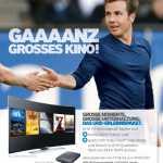Samsung Gaaaanz Großes Kino Aktion